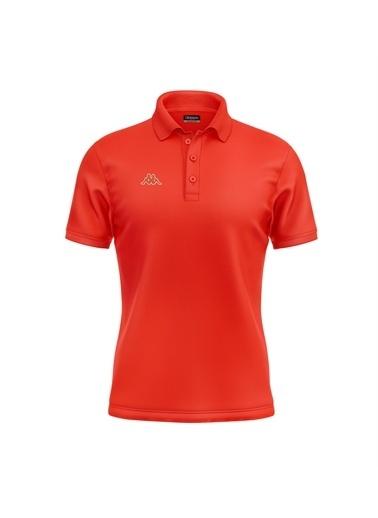 Kappa Polo T-Shirt Maltax  Kırmızı